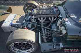 Glenns E-type är lite av urtypen för en häftig Modsportbil