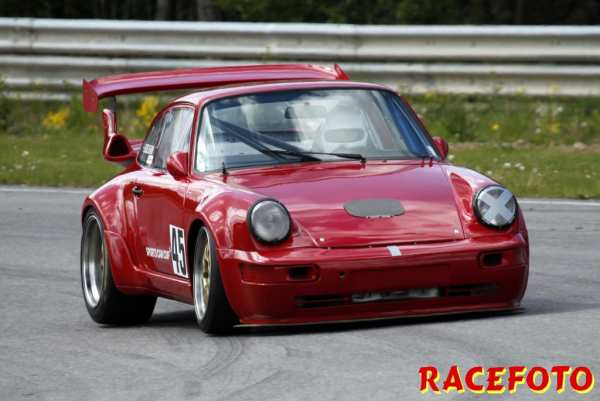 Peter Eriksson Porsche 964 RS