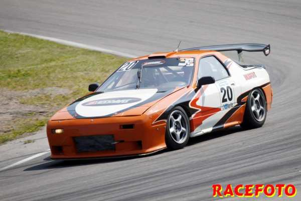 Kennet Persson Mazda RX7
