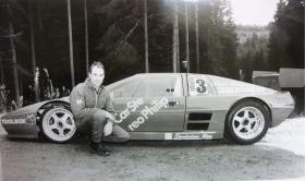Stefan Pfister Racerförare med egna byggen