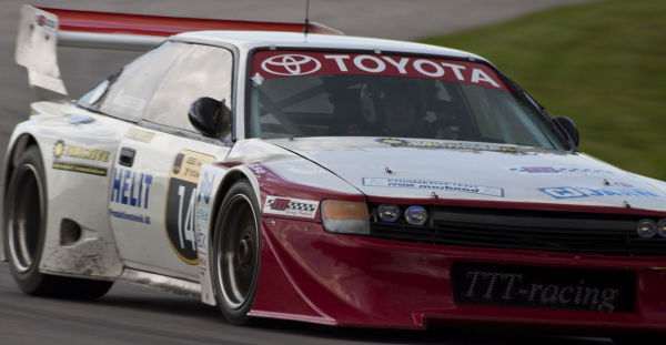 Leif Andersson, Toyota Celica