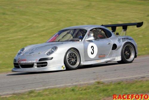 Jaan Tolli, Porsche Boxster