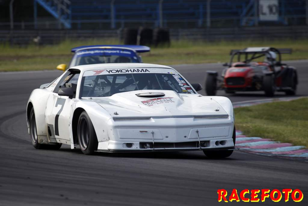 Björn Davidsson, Pontiac Trans Am GT-1