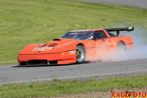 Ingvar Sand, Corvette 1996