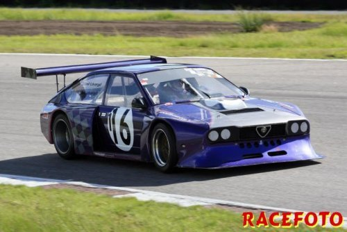 Per Löveryd, Alfa Romeo GTV
