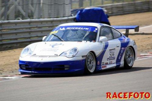Arne Parnheden, Porsche 996 cup 2003